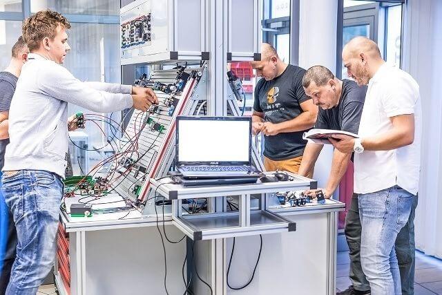 Szkolenie EMT-Systems z pneumatyki przemysłowej, blog