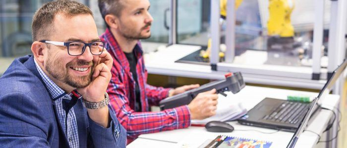 Szkolenie EMT-Systems z robotów przemysłowych FANUC, blog
