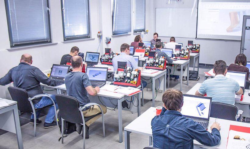 NX CAD szkolenia podstawowe EMT-Sytems