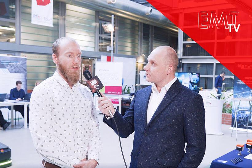 EMT TV wywiad z Julianem Malaką