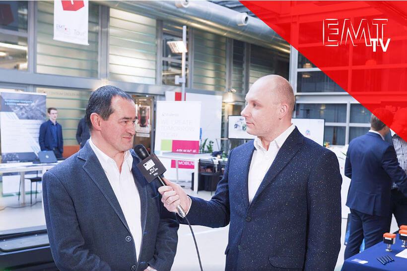 EMT TV wywiad z ekspertem z ministerstwa