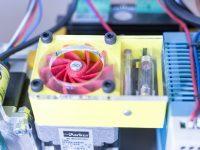 Elementy wykonane w technologii druku 3D