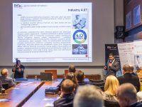 Spotkanie Loży Katowickiej BCC - prelekcja na temat koncepcji Przemysłu 4.0 i prezentacja EMT-Systems