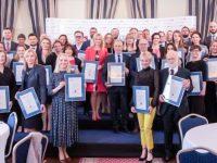 Firma Dobrze Widziana - rozdanie nagród BCC w Pałacu Lubomirskich w Warszawie