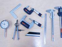Narzędzia wykorzystywane podczas kursów CNC