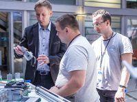 Warsztaty EMT TOUR Technologie Przemysłu 4.0 w integracji i utrzymaniu ruchu procesów produkcyjnych - stoisko Rectus Polska
