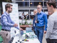 Warsztaty EMT TOUR Technologie Przemysłu 4.0 w integracji i utrzymaniu ruchu procesów produkcyjnych - stoisko Siemens