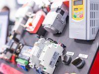 Stanowisko szkoleniowe EMT-System, urządzenia firmy Parker, Wago. Silnik Krokowy, falownik.