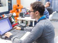 Szkolenie PLC6 S7-SCL programowanie, ćwiczenia na stanowisku szkoleniowym EMT-Systems