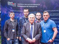Bezpłatne warsztaty techniczne EMT TOUR: Technologie Przemysłu 4.0 w integracji i utrzymaniu ruchu procesów produkcyjnych z gościem specjalnym Jerzym Engelem, byłym trenerem reprezentacji Polski w latach 2000-2002.