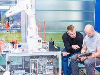 Szkolenie z robotów przemysłowych ABB1: Obsługa, programowanie i uruchamianie Robotów ABB - szkolenie podstawowe