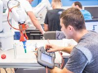 Szkolenie EMT-Systems z robotów ABB:Obsługa, programowanie i uruchamianie Robotów ABB - szkolenie podstawowe
