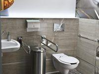 Łazienka w Villa Art Korab - propozycja zakwaterowania dla kursantów EMT-Systems