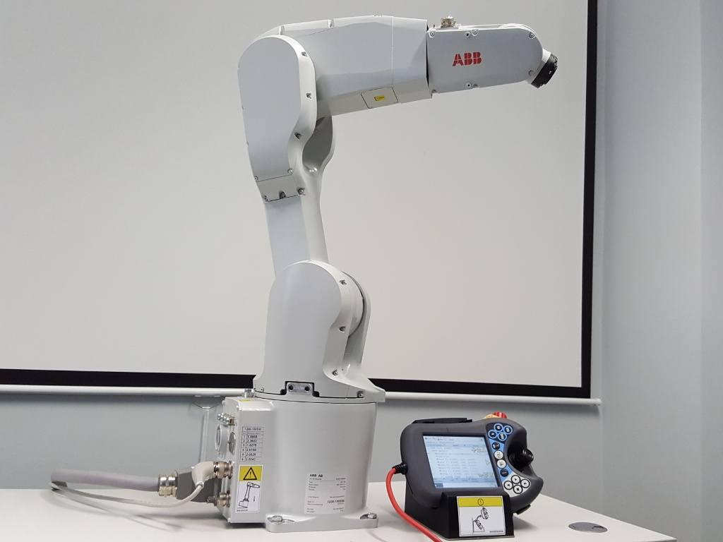 Abb Robots Emt Systems