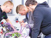 Ćwiczenia podczas szkolenia EMT Systems SP2: Diagnostyka PROFIBUS DP