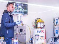 Warsztaty techniczne EMT TOUR Bezpieczeństwo maszyn i systemów przemysłowych (Systemy Safety) Edycja X jubileuszowa Firma RATO