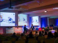 """Konferencja WSB """"Project Management 2.0"""" w Dąbrowie Górniczej, prelekcja Piotra Podgórskiego"""