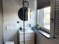 Hostel Wygodne Pokoje H114 Gliwice łazienka