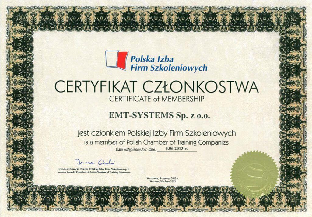 certyfikat_członkowstwa