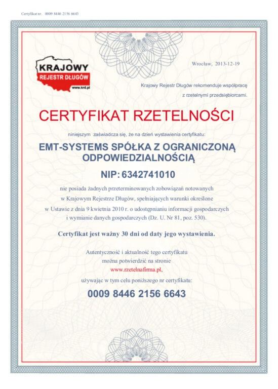 certyfikat_rzetelnosci