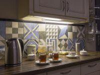 Kuchnia w Villa Art Korab - propozycja zakwaterowania dla kursantów EMT-Systems
