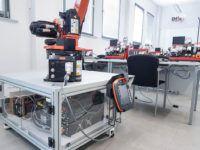 Programowanie robotów przemysłowych KUKA – kurs