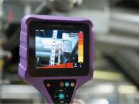 Detektor nieszczelności z kamerą LEAKSHOOTER V2+