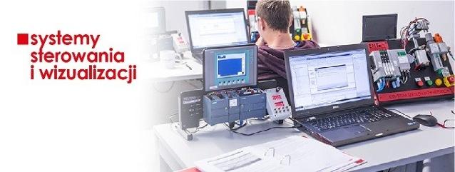 szkolenia systemów sterowania i wizualizacji