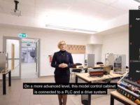 Zwiedzanie laboratoriów on-line w EMT-Systems w ramach projektu 40 Ready
