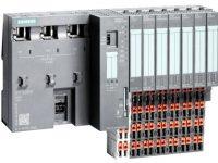 Rozproszone wejścia/wyjścia ET 200S - sprzęt używany podczas szkolenia TIA1500-T Funkcje Motion Control sterownika S7-1500T