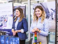 Bezpłatne warsztaty EMT-Systems: Podstawy działania i diagnostyka sieci PROFIBUS DP. Julia Pokorny i Kinga Wiktor