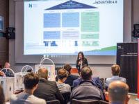 Prelekcja Anny Timofiejczuk podczas warsztatów Przemysł 4.0 dla menadżerów