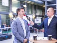 Wywiad z ekspertem podczas warsztatów Przemysł 4.0 dla menadżerów