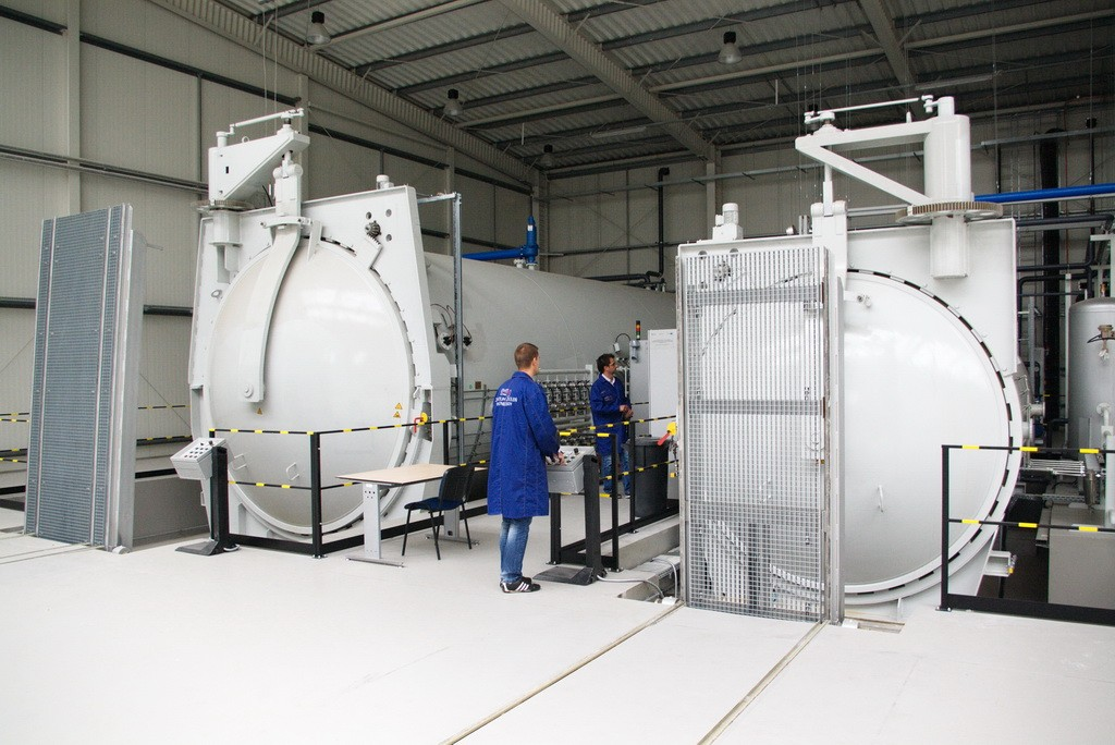 Kmp1 Manufacture Of Elements Made Of Composites Emt Systems