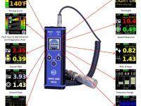 MIERNIK DRGAŃ i ANALIZATOR DRGAŃ - ADASH A4900 wykorzystywany na szkoleniu EMT-Systems z diagostyki maszyn