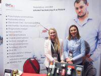 Konferencje techniczne Axon Media. Stoisko EMT-Systems