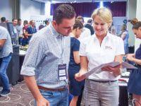 Konferencje techniczne Axon Media. Agata Buchcik prezentuje ofertę EMT-Systems