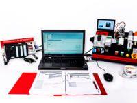 Stanowisko szkoleniowe PLC szkolenia w EMT-Systems