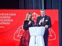 Wielka Gala Liderów Polskiego Biznesu 2020. Prowadzący