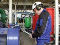 SMAROWNICA A4910 Lubri S kit wykorzystywana na szkoleniu EMT-Systems z diagostyki maszyn